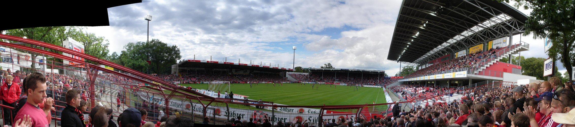 Stadion der Freundschaft Cottbus