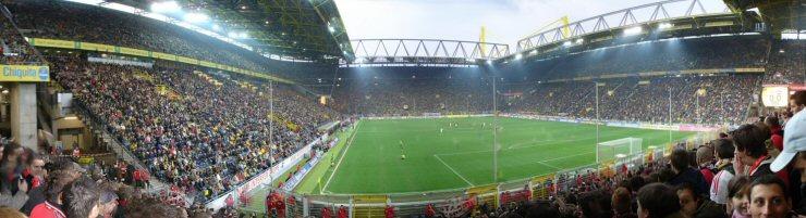 Rundblick Signal Iduna Park Dortmund