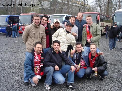 Robert, Hori, Fahnenmeier, Marc, Ferris Bierbrauer, Dudze, Schmaus, Bomber Manolo, Enzo, Roudl, Pötzi