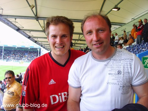 Maik und Marc Oechler