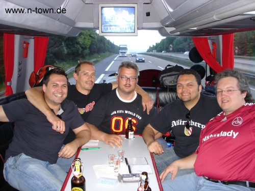 Fahnenmeier, Dudze, Zacheler, Bomber Manolo, Martl