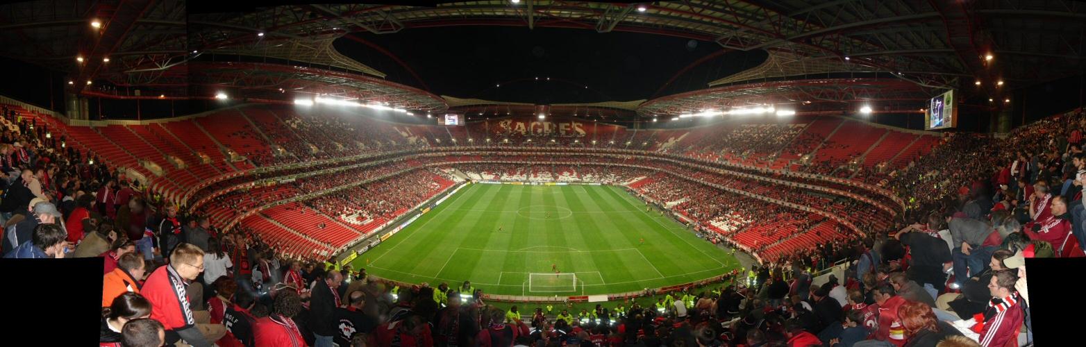 Benfica Lissabon - 1.FC Nürnberg im Estadio da Luz in Lisboa