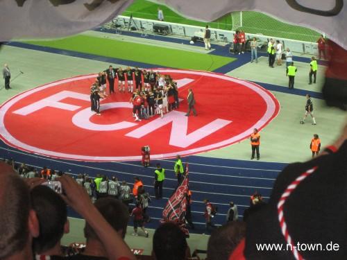 Nürnberg ist Pokalsieger 2007