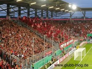 FCN-Fans in Ingolstadt