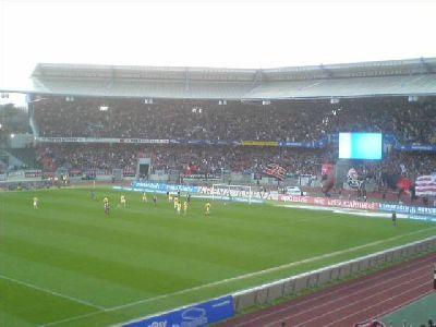 Mintals Elfmeter-Treffer zum 2:0 gegen Koblenz