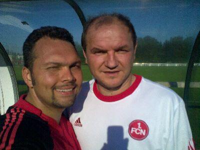Bomber Manolo und Sasa Ciric